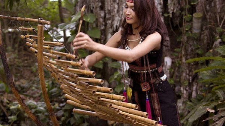 Bamboo musical instruments in Vietnam