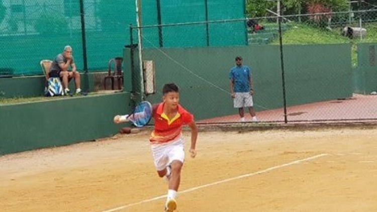 Vietnam win second match at Junior Davis Cup