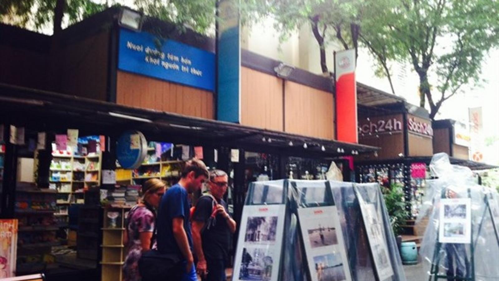 Photo exhibition on Saigon history