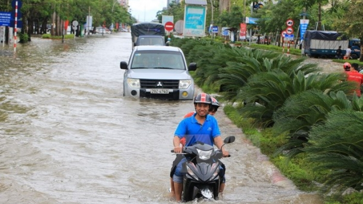 Nghe An: heavy rain leaves 1 dead, 2 missing