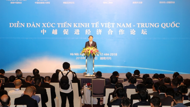 Key elements underpin Vietnam-China economic cooperation