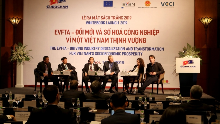 EVFTA, Industry 4.0 critical to Vietnam's next development phase