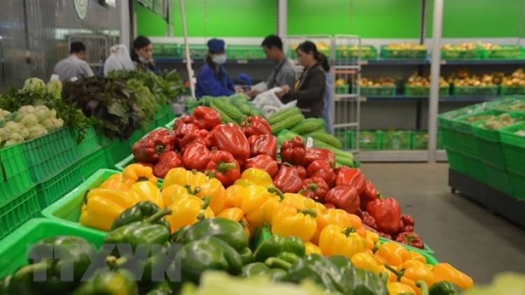 Vegetable, fruit exports hit US$2.7 billion in eight months