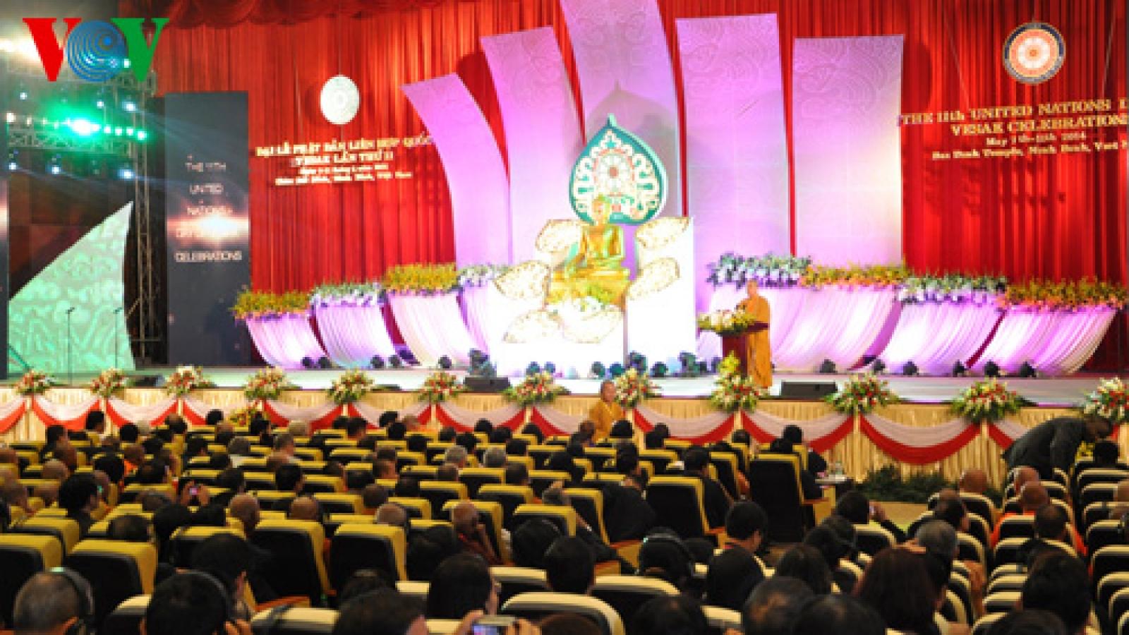 UN Vesak Day opens in Ninh Binh