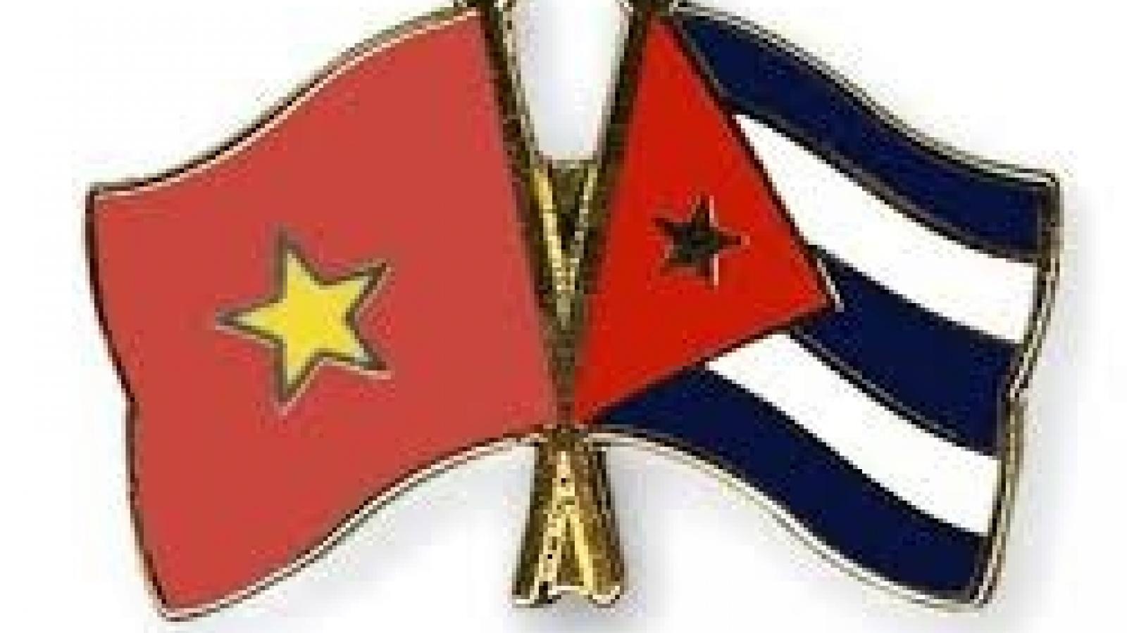 Vietnam-Cuba friendship exchange opens in Hanoi