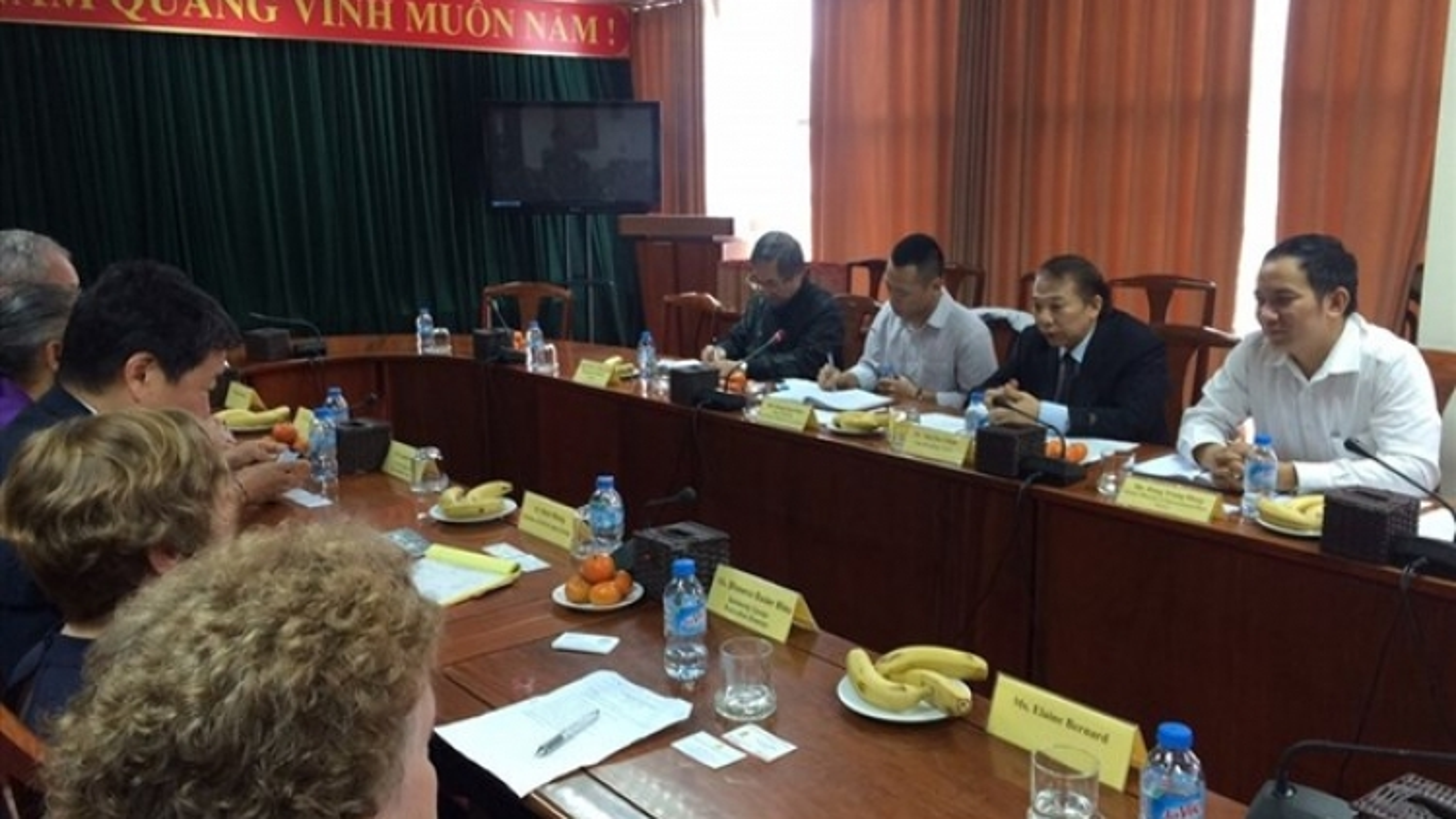 Vietnam, US boost trade union cooperation