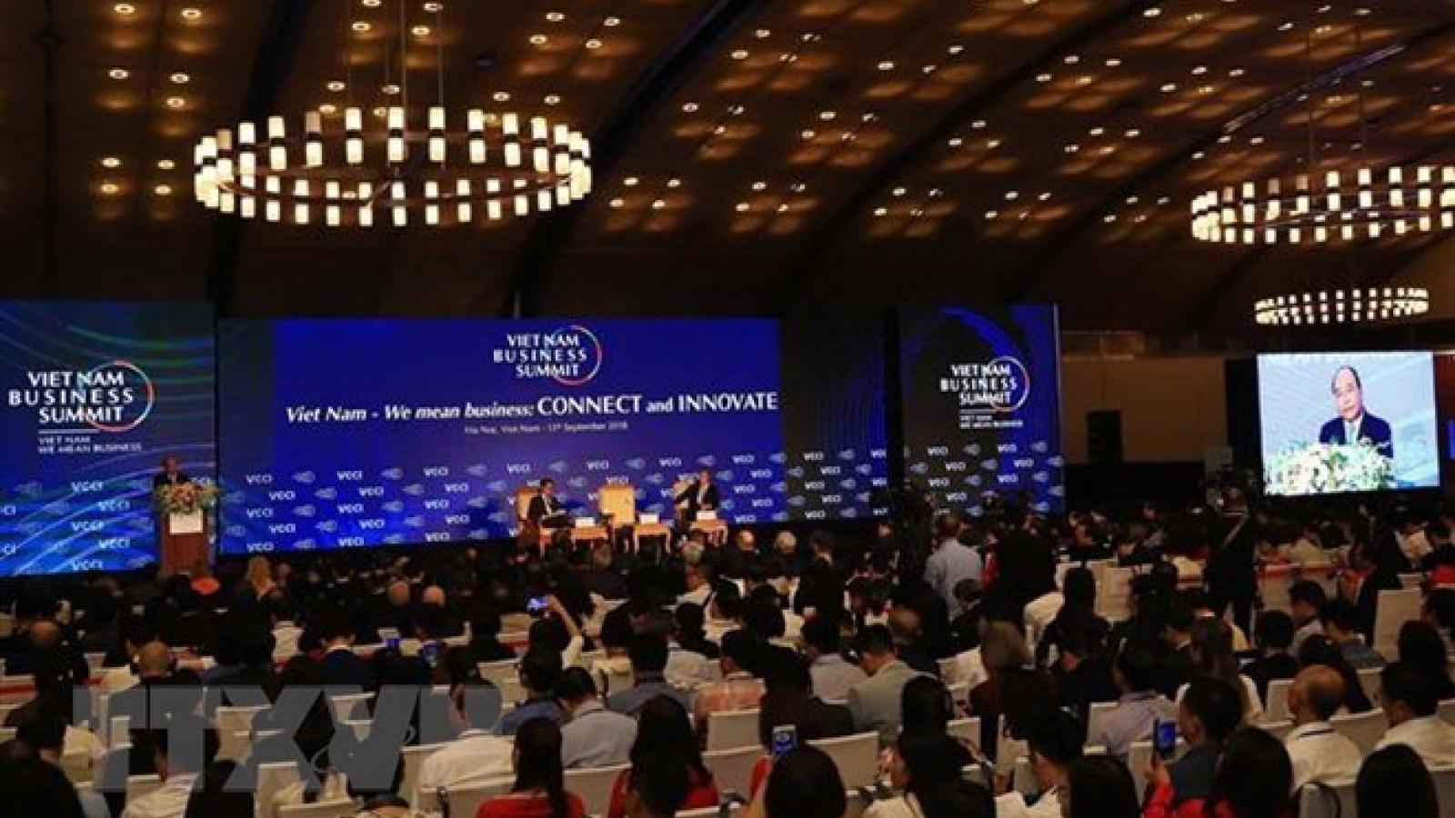 WEF ASEAN 2018: Vietnam treasures benefits of free trade