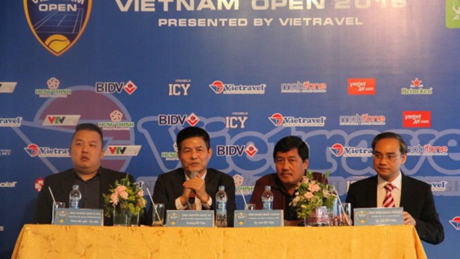 Vietnam Open 2016 to kick off on October 8