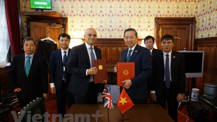 Plan to implement Vietnam – UK anti-human trafficking deal issued