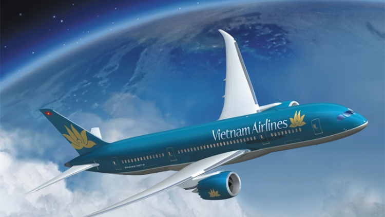 Vietnam Airlines offers discount tickets on international flights