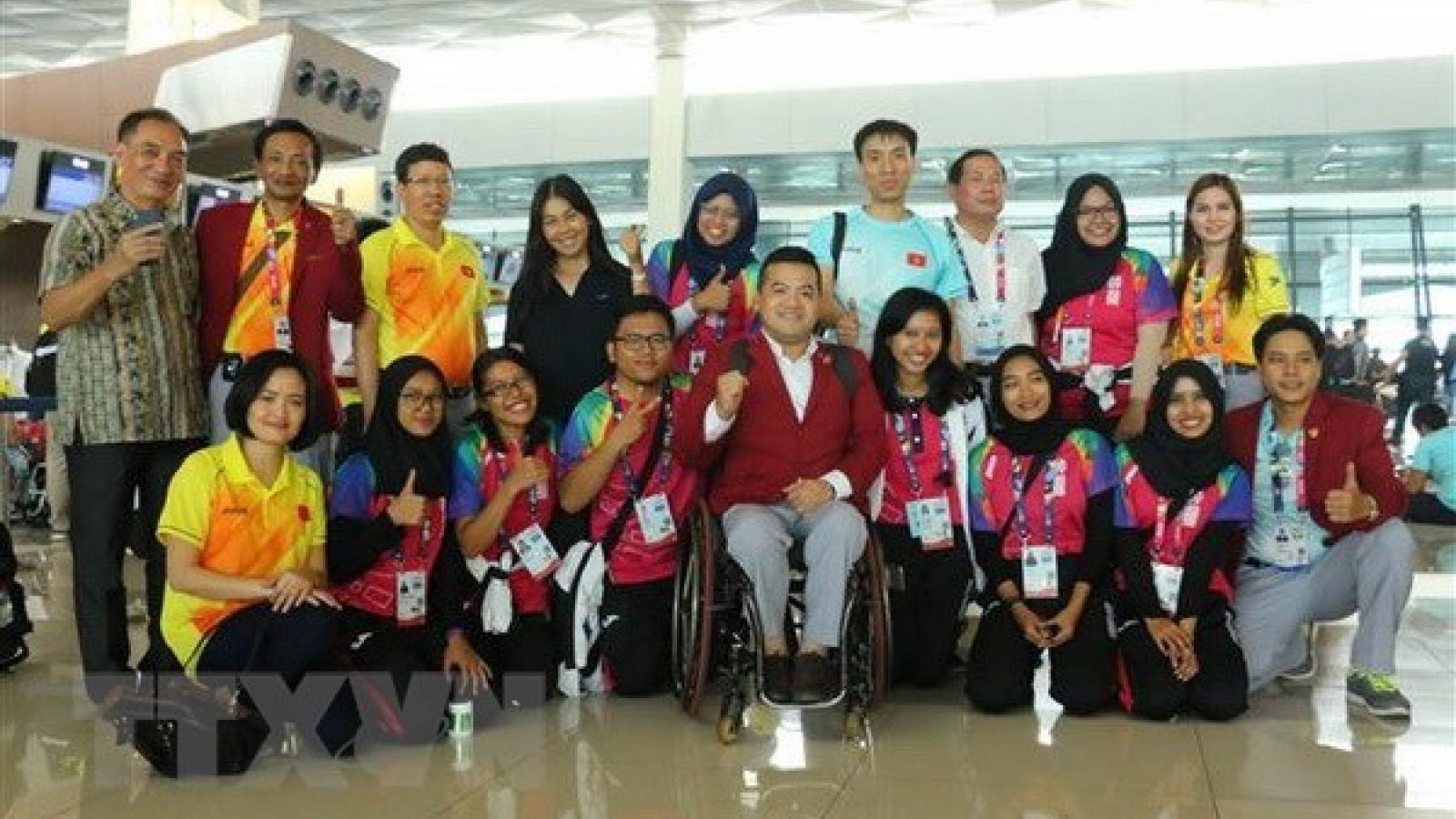 Vietnam wins 40 medals, ranking 12th at Asian Para Games