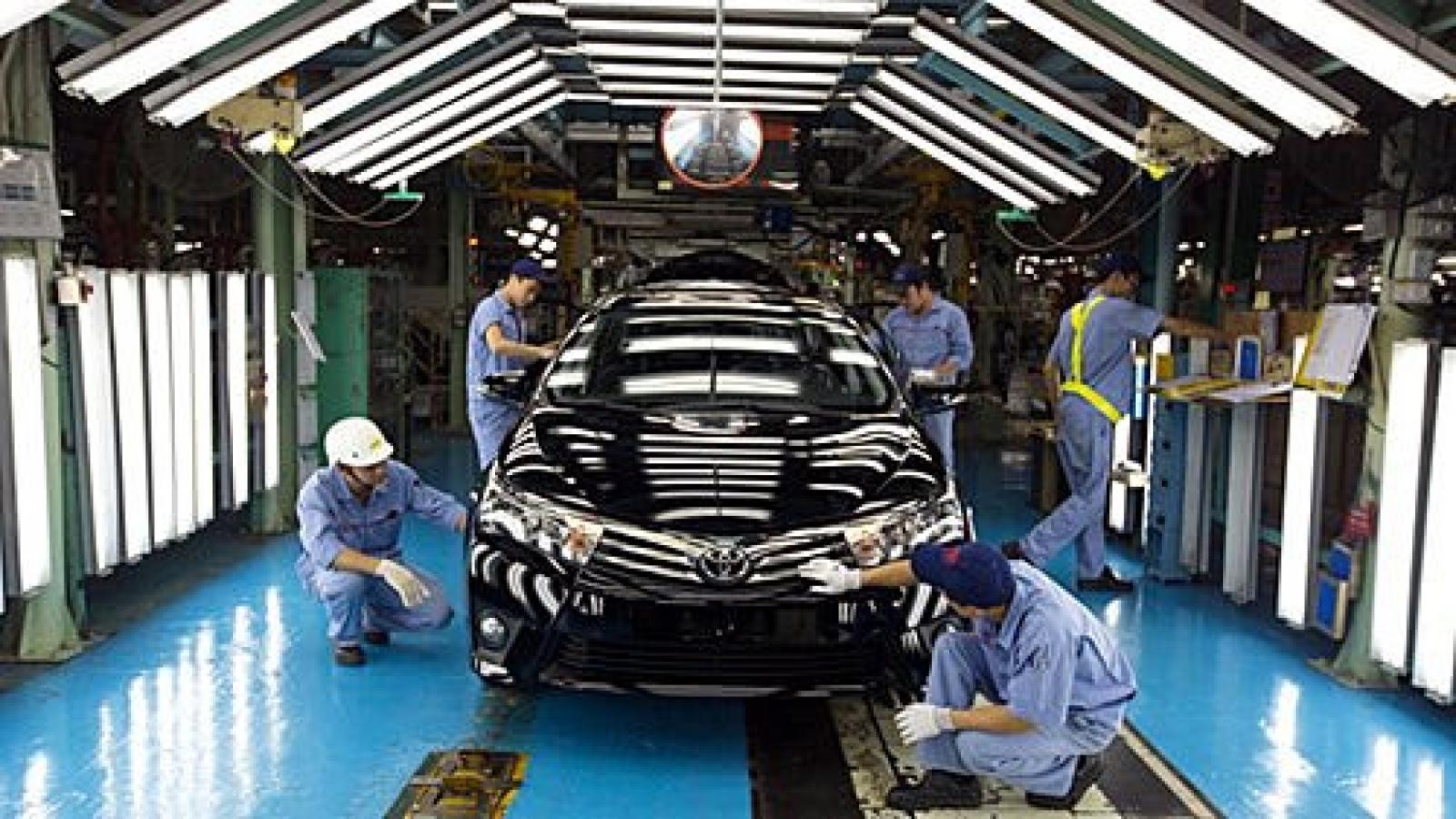 Vinh Phuc province lures US$3.43 billion in FDI