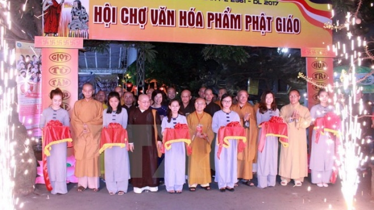 Buddhist Cultural Fortnight in HCM City marks Vu Lan festival