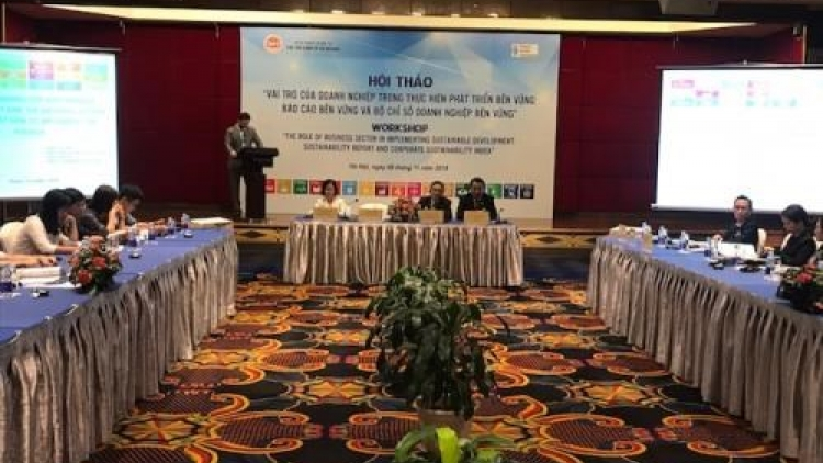 Workshop highlights role of enterprises in realising SDGs