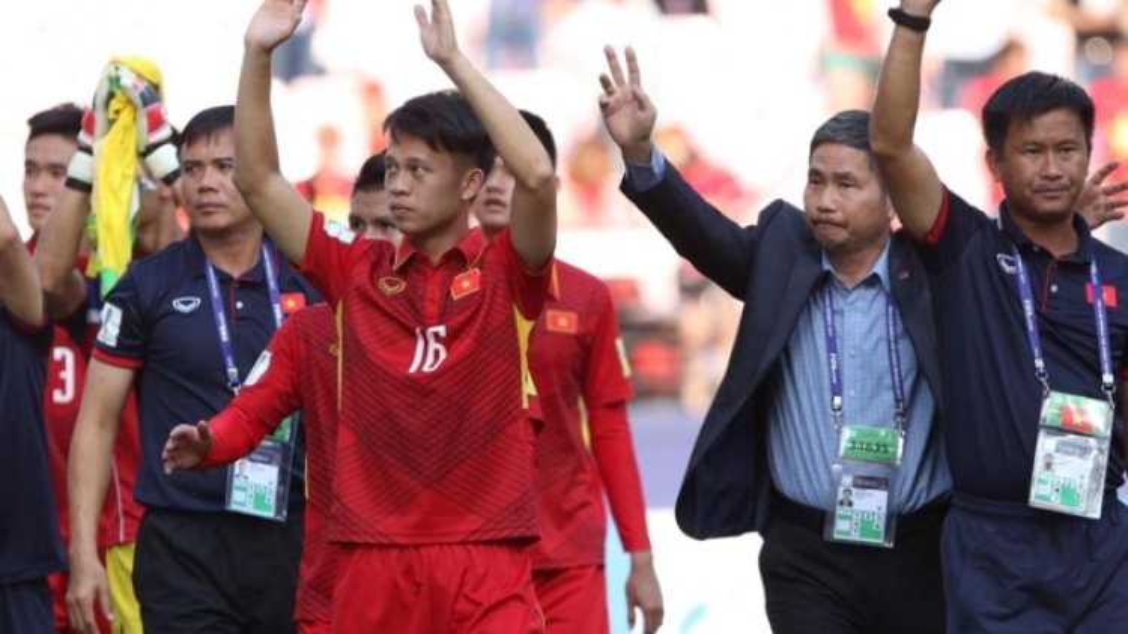 Strongest line up for Vietnam's U22 side at regional championship