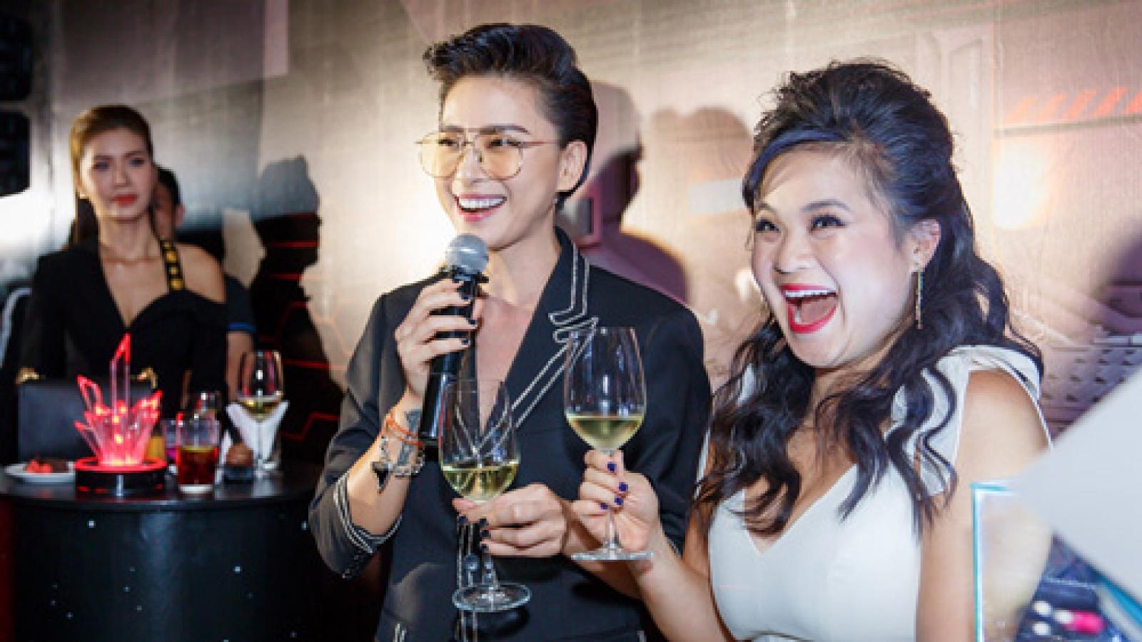 "Actress of Vietnamese descent promotes new ""Star Wars"" blockbuster"