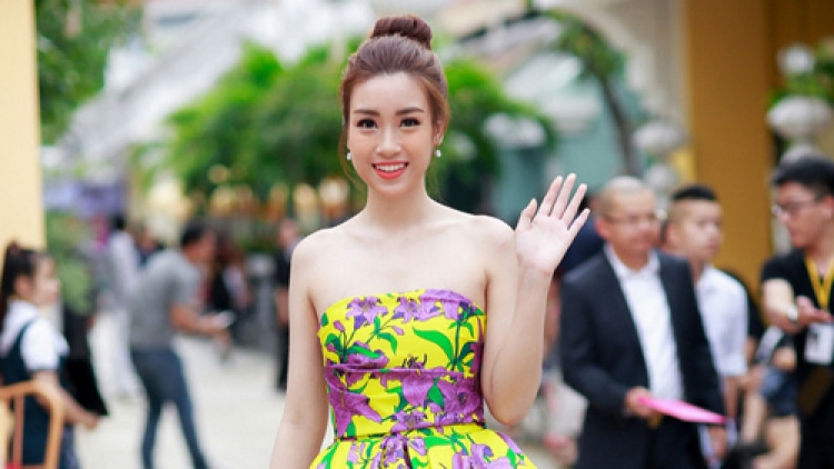 Celebrities resplendent at Phu Quoc fashion show