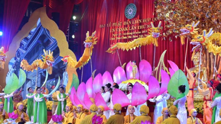 UN Day of Vesak 2019 closes in Ha Nam province