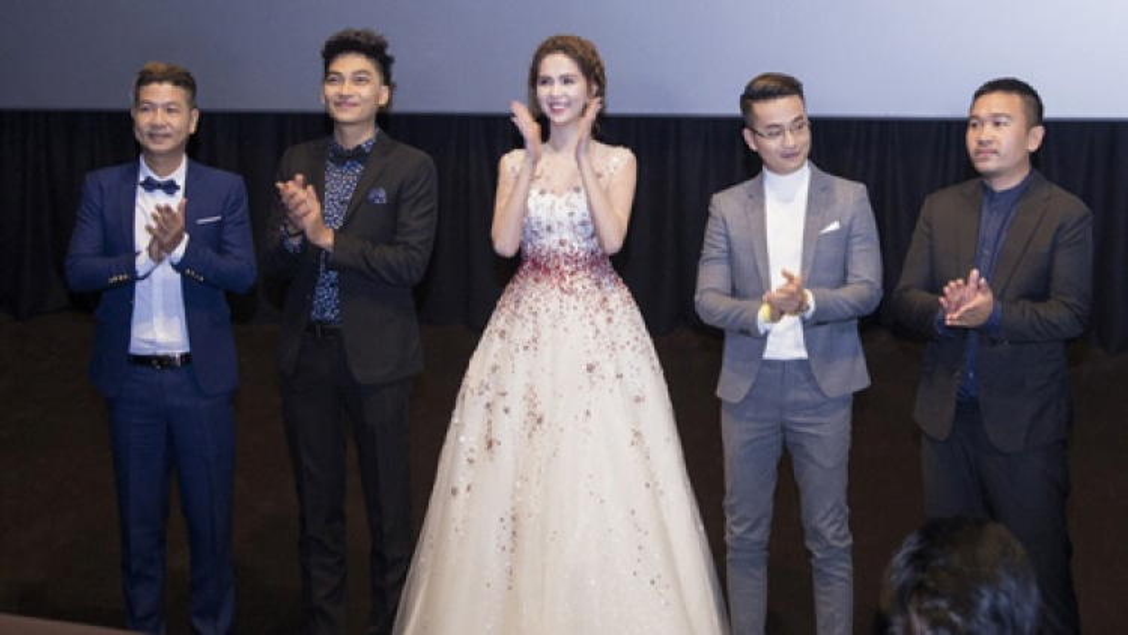 Ngoc Trinh charming at Vietnam Film Festival in Australia