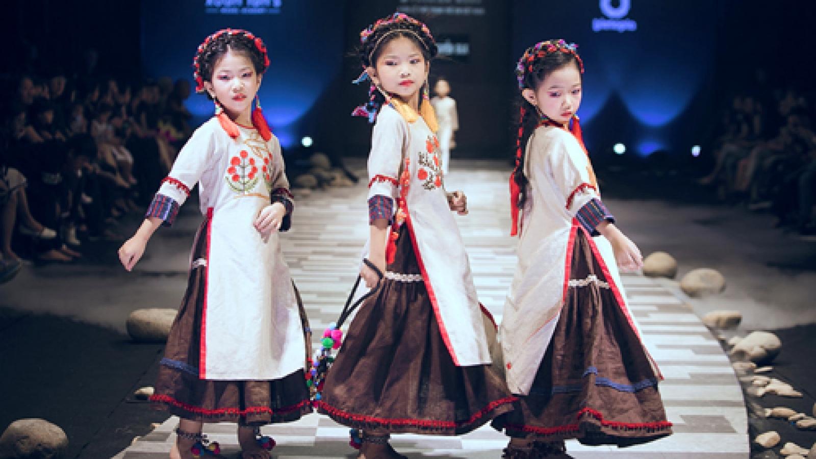In photos: Vietnam Junior Fashion Week in HCM City