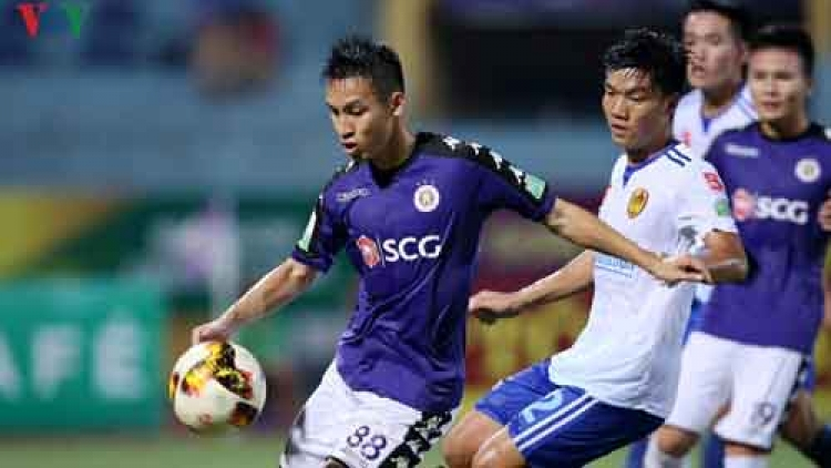 Hanoi FC strong mix of domestic and foreign players ahead of V-League 2019