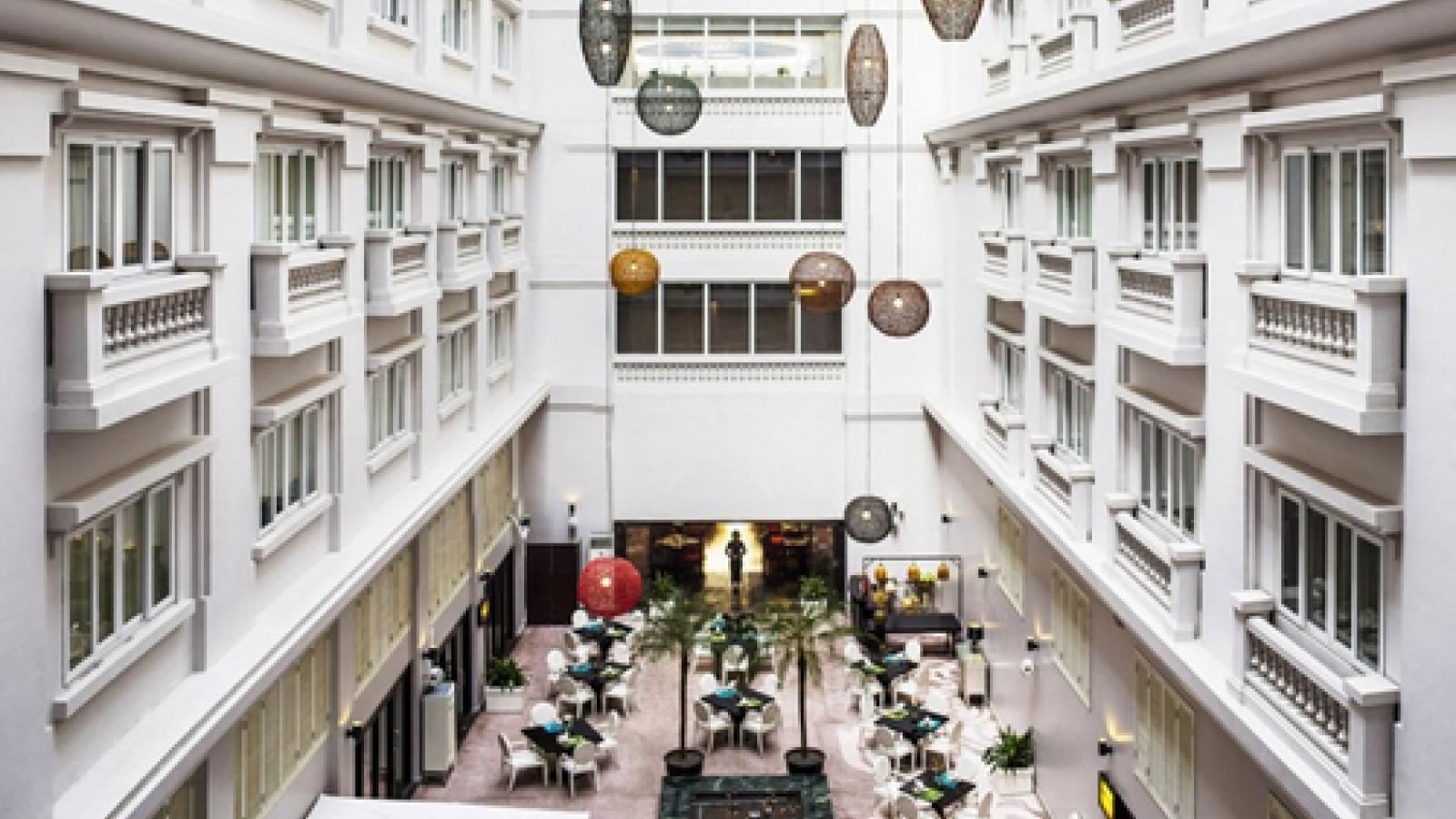 Hanoi's best boutique hotels featured in CNN Travel