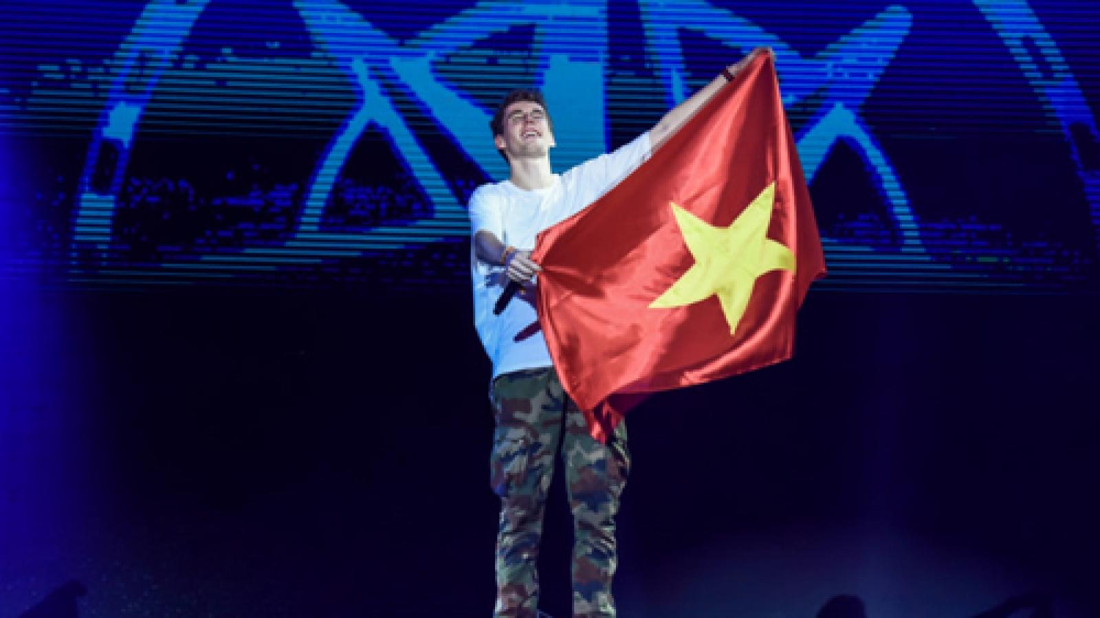Monsoon Music Festival 2017 enthrals Hanoi fans