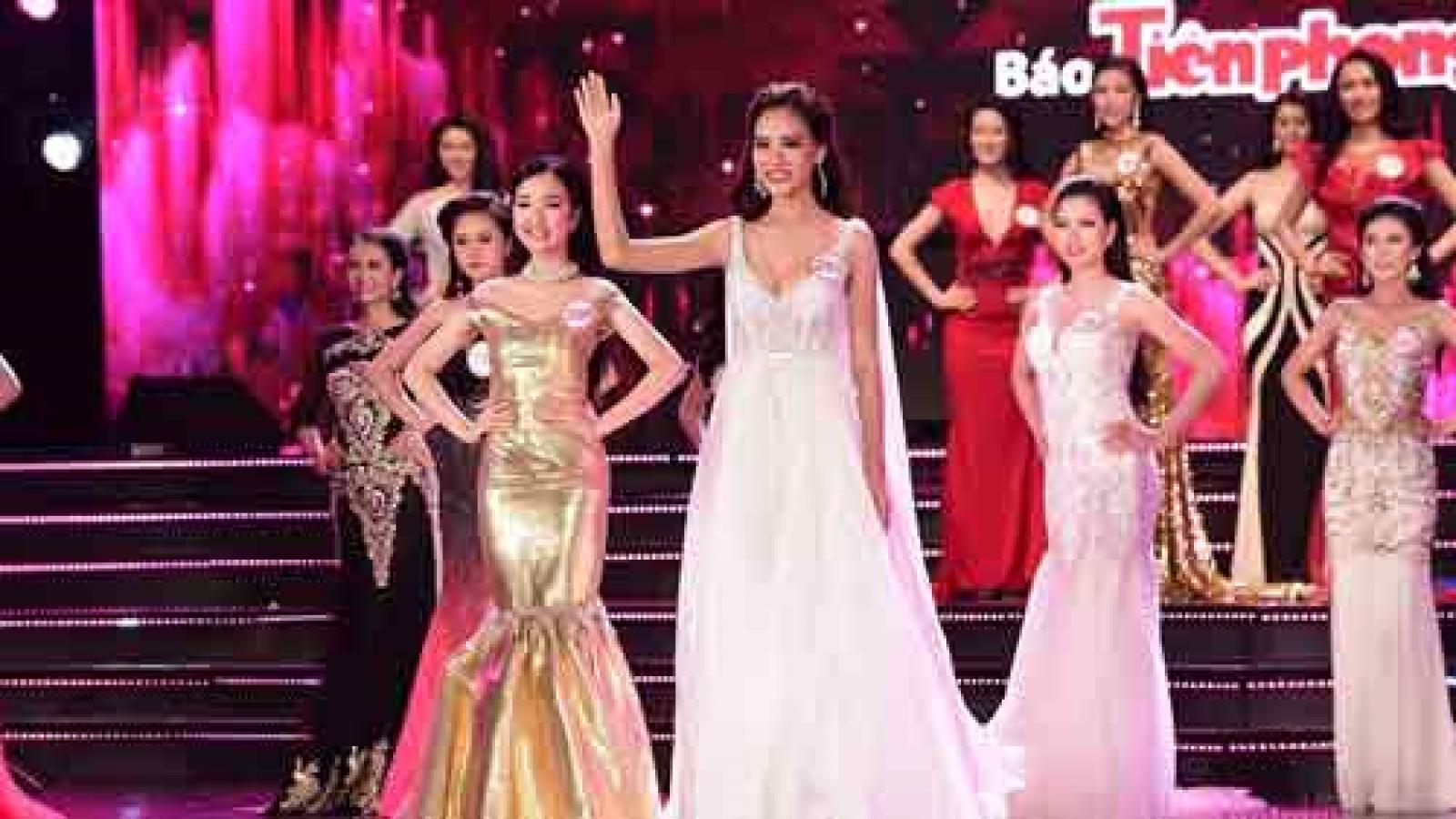 Finalists of Miss Vietnam revealed