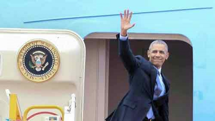 HCM City gives President Obama the perfect send-off