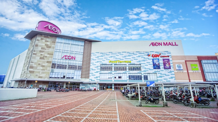 New US$180-million AEON MALL coming to Haiphong