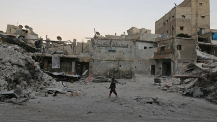 US close to suspending Syria talks with Russia as Aleppo battle rages