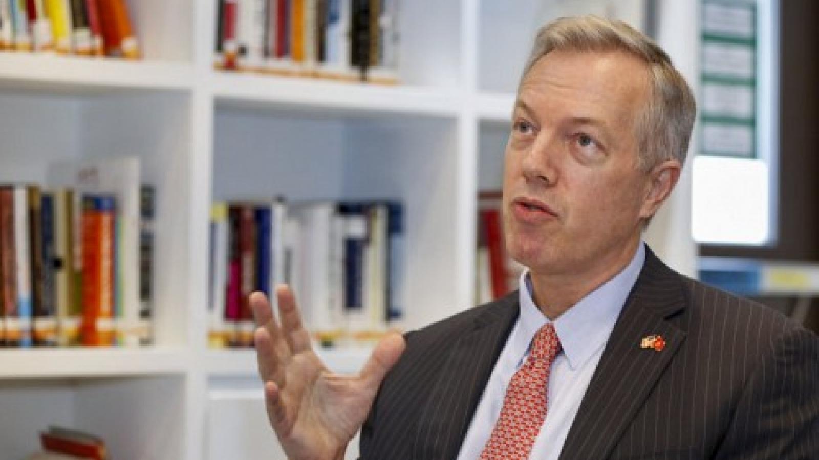 Vietnam a smart place to do business: US Ambassador