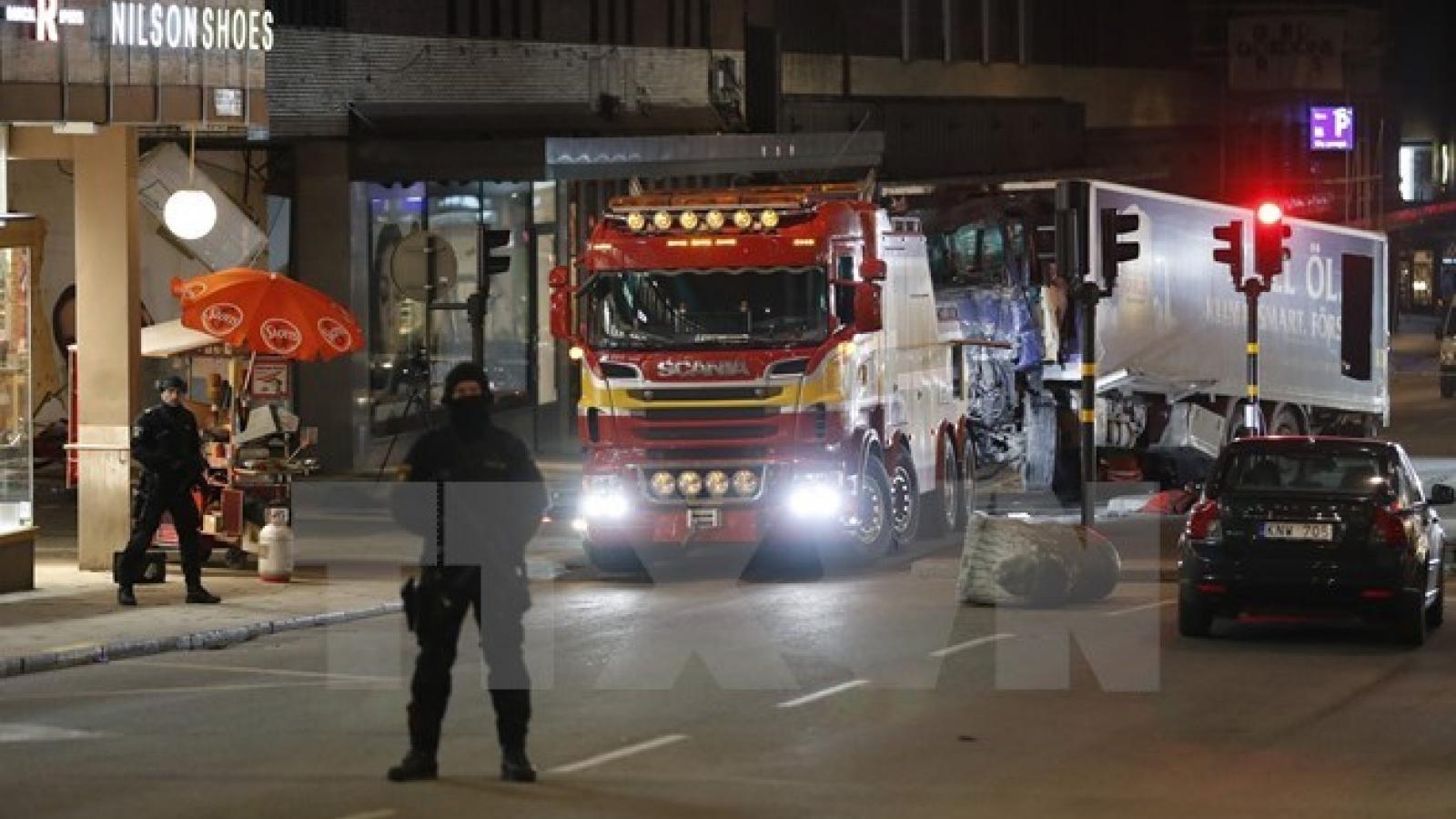 PM sends condolences to Sweden over truck attack