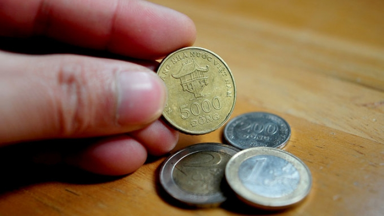 Vietnam to auction unused coin currency as scrap