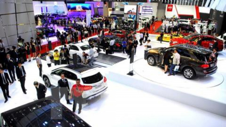 MOF continues to cherish Vietnam's automobile dream