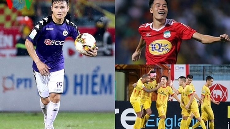 Hanoi FC retains first place in latest V-League 2018 table