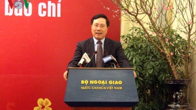Press contributions to Vietnam's diplomacy praised