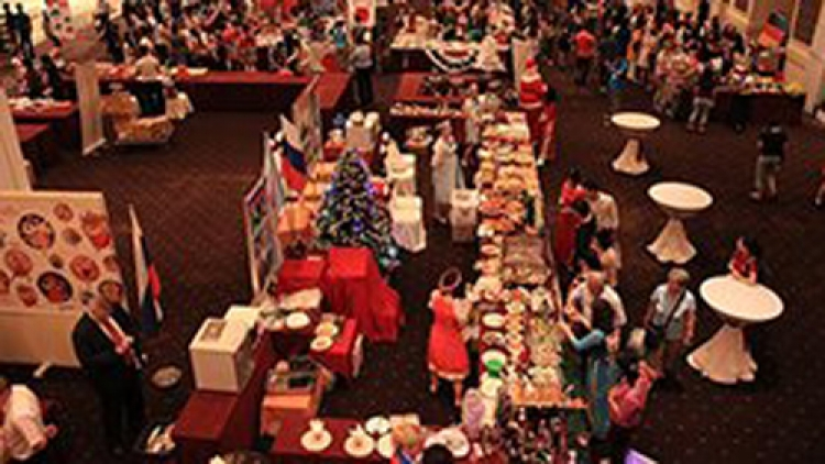 Large-scale int'l charity bazaar comes back in late November