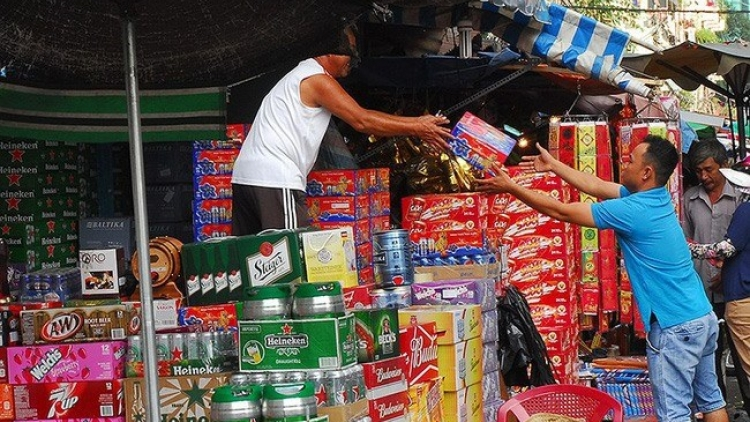 Vietnam's beer market sees fierce competition