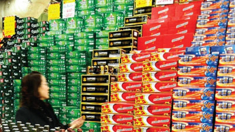 Vietnam beer consumption to top 4 billion litres this year