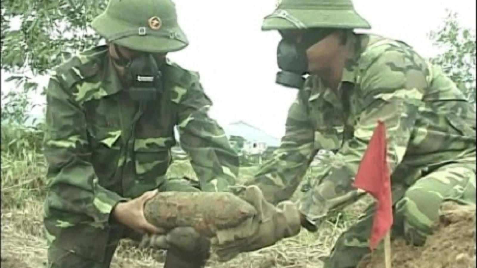 Quang Binh Province boosts effort to tackle UXOs