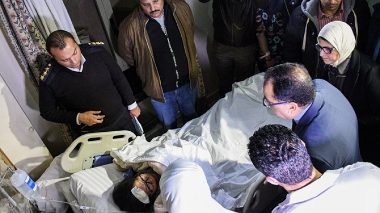 Vietnamese victims killed in Egypt bomb attack identified