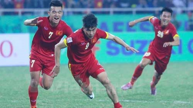 Vietnam moves up one spot in FIFA world rankings