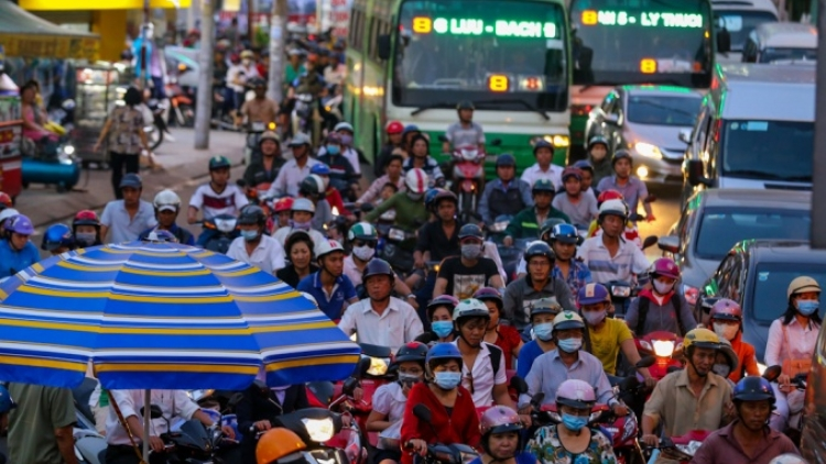 Saigon keeps eye on public bus network with 4,000 surveillance cameras