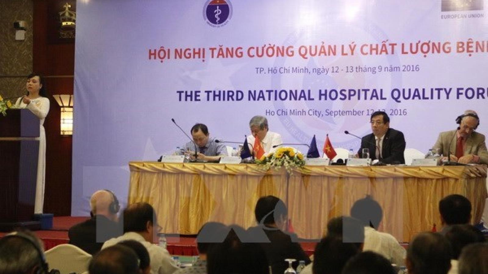 Hospital quality improvement discussed at seminar