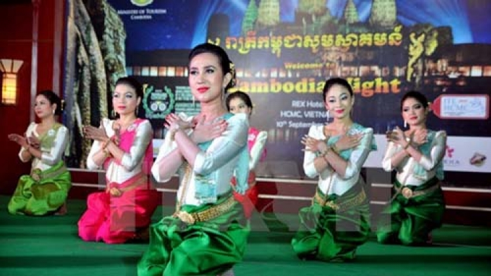 Vietnamese cities feature Cambodian culture