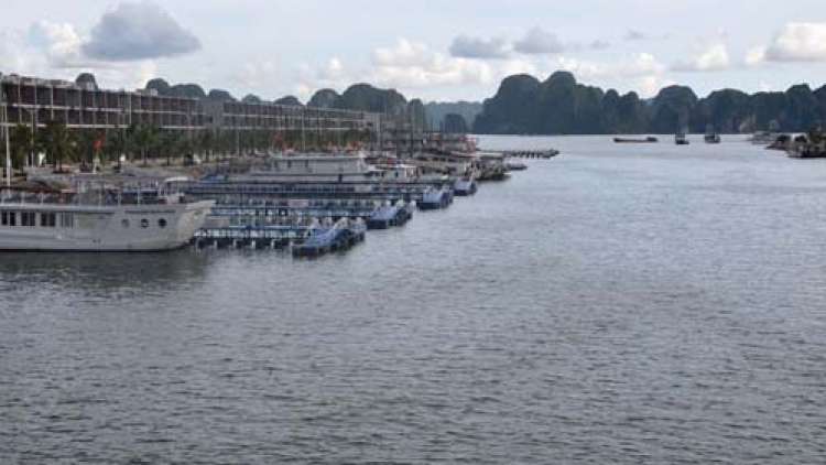 Tuan Chau Marina named Vietnam's largest artificial port