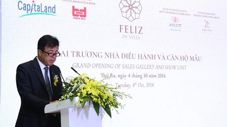 CapitaLand brings out Feng Shui positive residence