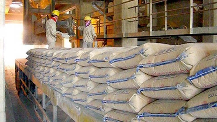Four months see cement exports of 10 million tons