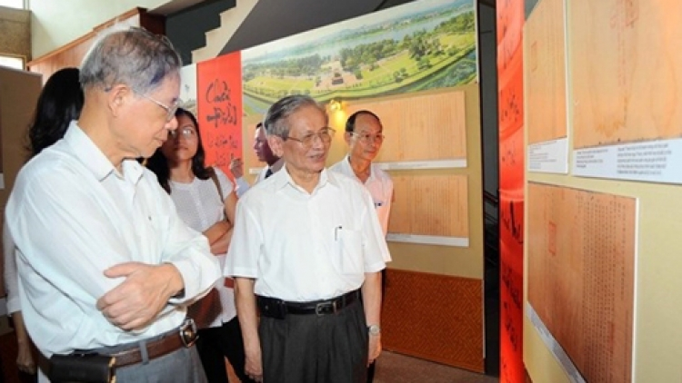 Nguyen Dynasty documents recognised as documentary heritage